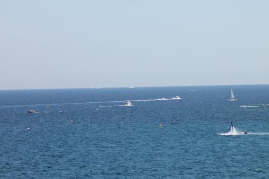 Les activités nautiques dans la baie