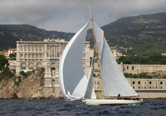 Le musée océanographique à Monaco