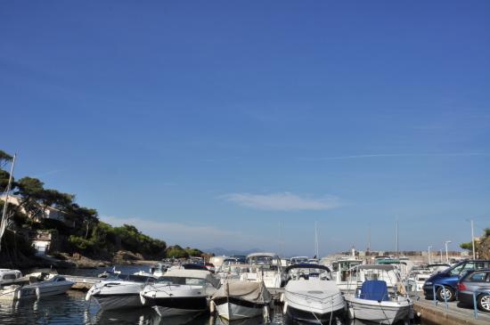 Port ferreol, st Aygulf