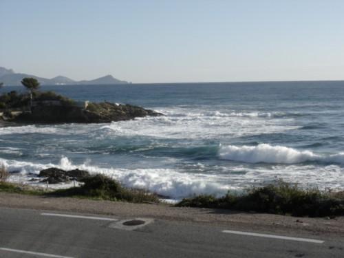 La plage des Issambres