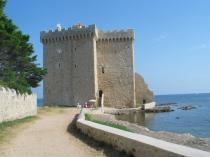 Le monastère fortifié