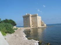 le fort de l'île St-Honorat