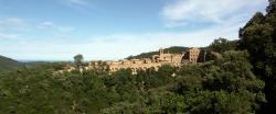 Le monastère de la Verne à 11Kms de Collobrières